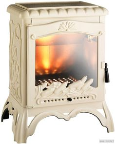 po le bois jotul f 500 maill blanc en fonte wood. Black Bedroom Furniture Sets. Home Design Ideas