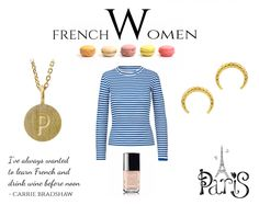 French Women by Johanne Appel #fashion #France #outfit #Paris #jewellery #gold #macarons #chanel #nailpolish #carriebradshaw #sexandthecity #hvisk #hviskstylist #necklace #johanneappel