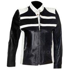 Blonde Ambition Jessica Simpson (Katie) Leather Jacket