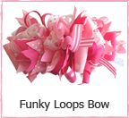 how to make hair bow instructions. and where to buy the clip & ribbon hardware.