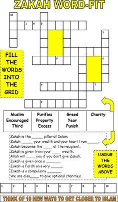 Zakah Puzzle
