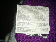 Free hat crochet patterns .