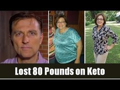 Lost 80 Pounds on Keto & Intermittent Fasting: Dr. Berg Skype - YouTube