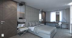 Sypialnia styl Klasyczny Sypialnia - zdjęcie od A2 STUDIO pracownia architektury