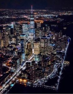 City Aesthetic, Travel Aesthetic, City From Above, New York Night, One World Trade Center, Washington Square Park, City Photography, Cityscapes, City Lights