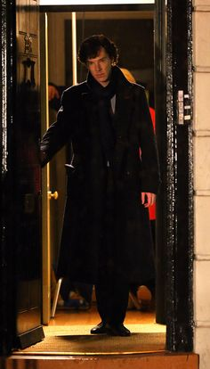 Sherlock, why so sad??