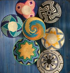 An ethical difference, fair trade gifts and crafts from a range of countries. Shop Serrv International Now. Baskets On Wall, Hanging Baskets, Wall Basket, Style Bali, Afrique Art, Pink Petals, Basket Decoration, Handmade Home, Hanging Wall Art