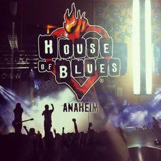 #house of blues #anaheim #california