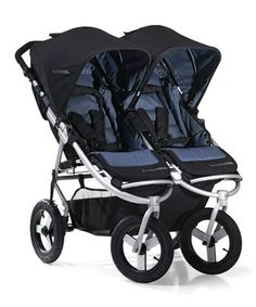 Lava Black Indie Twin Stroller | Daily deals for moms, babies and kids