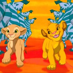 If I could be a Disney Princess, I'd pick Nala! #TheLionKing #DisneyClassic #alltimefavorite -Brittany