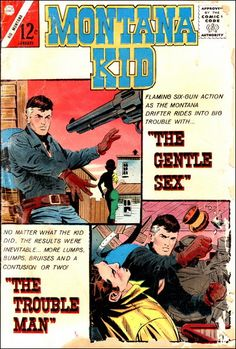 Montana Kid, Vol. 2 Issue 49, January 1965