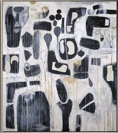"""Saatchi Art Artist Jolina Anthony; Painting, """"the labyrinth abstract large painting mixed media by Jolina Anthony"""" #art"""