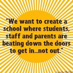 Faculty meetings - Sue Tonnesen on School Leadership, School Counseling, Leadership Goals, School Quotes, Teacher Quotes, School Staff, School Classroom, Future Classroom, High School