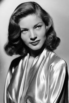 Lauren Bacall's Most Iconic Photos