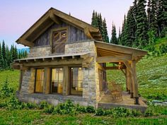 Timber Style Tiny Google Search