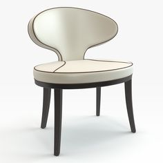 Modern Dining Chair Model available on Turbo Squid, the world's leading provider of digital models for visualization, films, television, and games. Art Deco Furniture, Cool Furniture, Cool Chairs, Side Chairs, Restoration Hardware Dining Chairs, Plastic Adirondack Chairs, Love Chair, Modern Dining Chairs, Contemporary Furniture