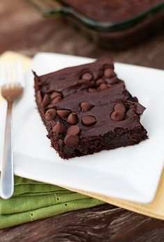 Chocolate Pudding Cake.
