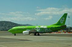 Air New Zealand's Kiwi Plane.