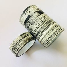 Secret Document Washi Tape - Elvis Washi Tape