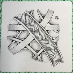 Simple style.   #zentangle #simplestyle #hollibaugh #hollibaugh立體公路 #florzvariation #365in2016 #365之194 #365 (迷糊貓) Tags: 365 hollibaugh simplestyle zentangle 365in2016 hollibaugh立體公路 florzvariation 365之194