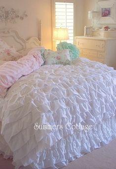 Shabby Chic Bedding   Shabby chic bedding   appartment