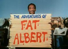 Saturday mornings cartoons - Fat Albert!