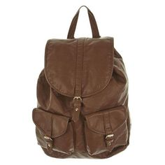BB WASH GRAINY BACKPACK Tan - Backpack (3143243) ($27) ❤ liked on Polyvore featuring bags, backpacks, knapsack bags, tan backpack, brown backpack, fake bags and brown bag