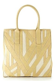 Hype Harry Patchwork Tote Handbag - Brand new with tags, pre-owned designer bag drastically discounted at Susan's Closet.