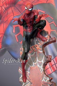 Spider-man Classic | Statue | Sideshow Collectibles  Sideshow Collectibles Comiquette ( J. Scott Campbell Spider-Man Collection )