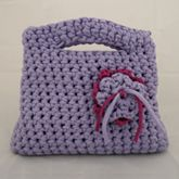 Handbag Trapillo- Free Pattern - PDF Version