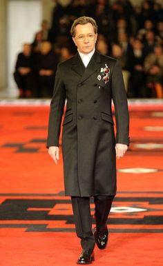 Milan Men's Fashion Week: Prada autumn/winter 2012