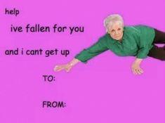 funny valentines ~ funny valentines cards & funny valentines & funny valentines cards for him & funny valentines gift for boyfriend & funny valentines cards for friends & funny valentines quotes & funny valentines day cards & funny valentines memes Valentines Day Card Memes, Funny Valentine Memes, Valentine Cards, Valentines Tumblr, Valentine Ideas, Funny Holiday Cards, Funny Cards, Cute Love Memes, Funny Love