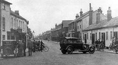 Barrack Street j/w Wimpole Road.