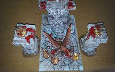 Sacrificial Goddess Altar D&D encounter (The DM's Craft, I show you my s...