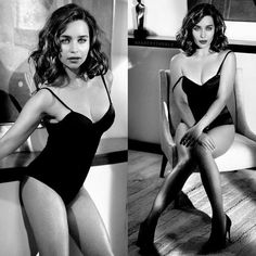 27 photos qui prouvent qu'Emilia Clarke, la « Khaleesi » de Game of Thrones, mérite son titre de « femme la plus sexy de l'année »