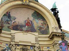 Prága-Reprezentációs ház