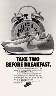 Nike Daybreak, 1980