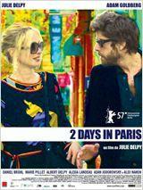 2 Days in Paris, film de Julie Delpy
