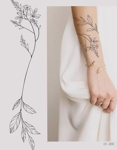 Dainty Tattoos, Pretty Tattoos, Love Tattoos, Beautiful Tattoos, Body Art Tattoos, Hand Tattoos, Small Tattoos, Tattoos For Women, Spine Tattoos