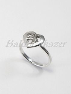 Ezüst szivecskés lófej gyűrű Horse Ring, Silver Horse, Engagement Rings, Jewelry, Jewellery Making, Enagement Rings, Jewelery, Engagement Ring, Jewlery