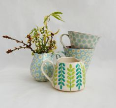 stunning ceramics by Katrin Moye (UK)