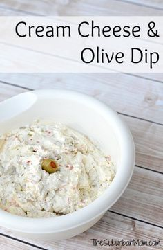 Cream Cheese Olive Dip Recipe - I used olive oil mayo (instead of Miracle Whip), seasoned with Mrs. Dash Xtra Spicy and added a handful of chopped green onion. I converted a olive-hater with this dip!