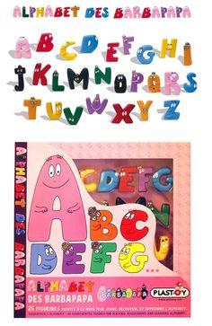 Barbapapa alfabet