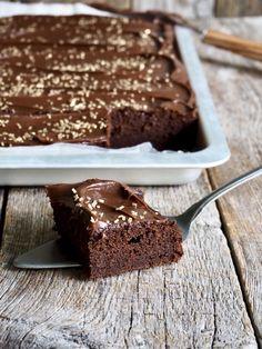Nigel Slater, Chocolate, Desserts, Denmark, Cakes, God, Tailgate Desserts, Schokolade, Dessert