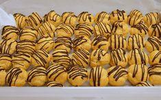 Mini choux a la creme (profiterol) sau mini eclere cu vanilie și caramel sau ciocolată | Savori Urbane