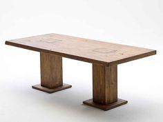Stół rustykalny Dębowy Dubel 3