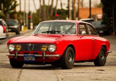 Always loved this Alfa. Unfortunately never had the chance to own and drive one. Maybe one day...