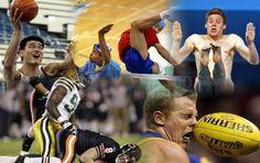 Quando si tratta di sport, il tempismo è tutto. Ma il tempismo aiuta un sacco anche quando si tratta di fotografia sportiva: infatti una foto scattata al momento giusto può fare il giro del mondo in pochissime ore. In certi casi le fotografie sportive riescono a cogliere dettagli esilaranti delle performances, che senza di loro ci perderemmo di sicuro.