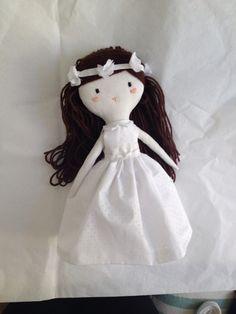 ploudoll muñecas de tela hechas mano especial comuniones  ploudoll   handmade cloth dolls