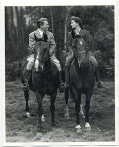 Katharine Hepburn and Spencer Tracy